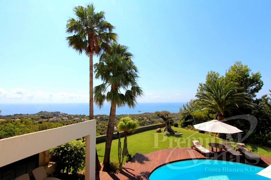 Buy 5 bedroom luxury villa in Altea Costa Blanca - CC1908 - Luxury villa at one of the nicest locations of Altea with breathtaking sea views 1