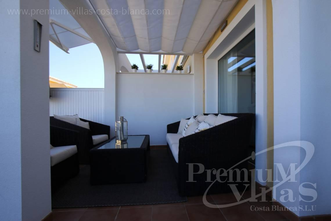 - C2091 - Corner Bungalow in Urb. Montesol in Calpe 10