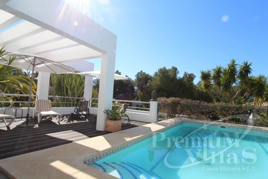 - C1765 - Modern villa at the golf course in Altea with panoramic views 15