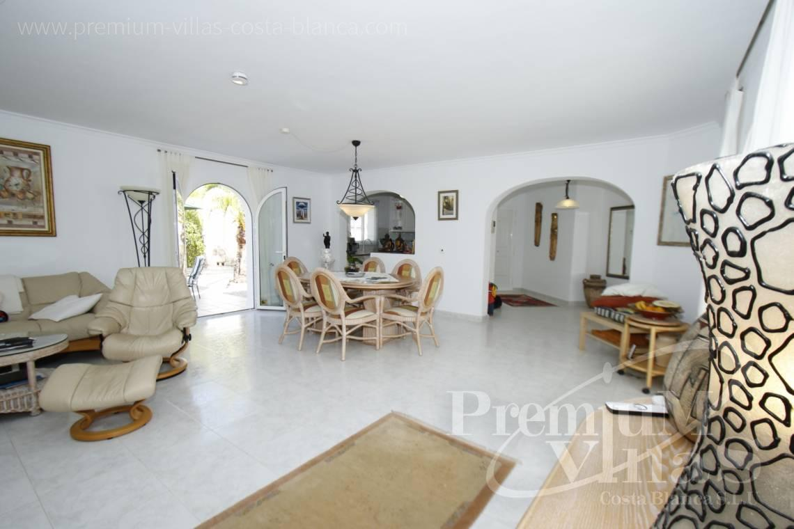 - C2202 - Beautiful house on flat plot in Calpe 8