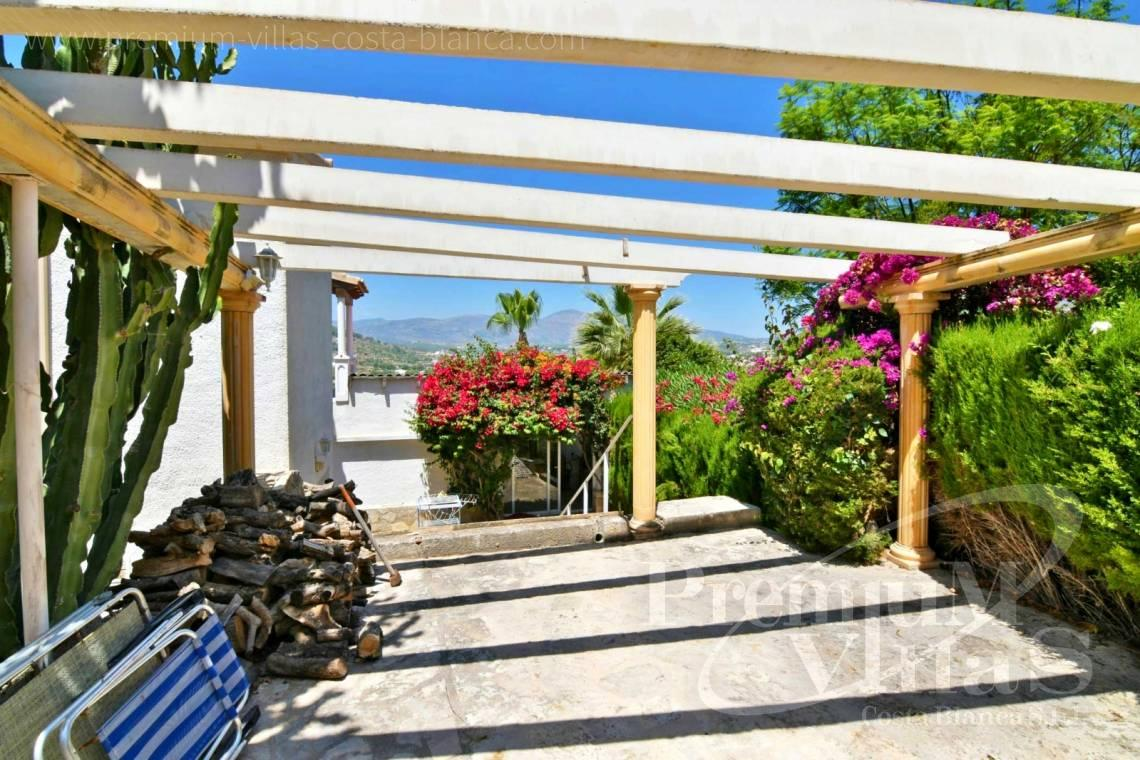 - C2114 - Villa with heated pool and spectacular mountain views in Calpe 28
