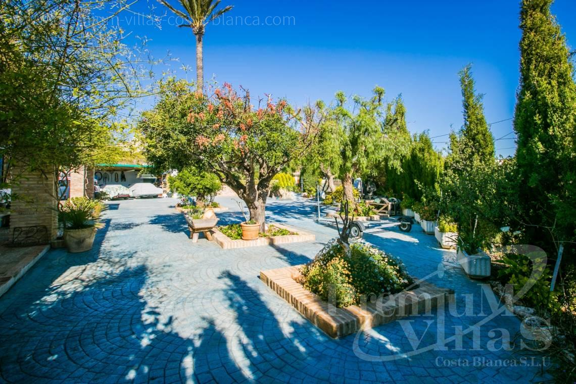 - C2170 - Beautiful finca in Benissa with breathtaking sea views 24