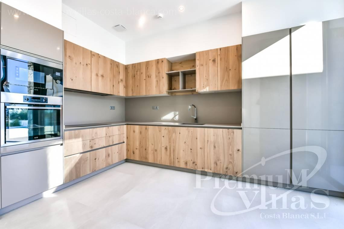 - C2368 - Modern villa with sea views in Calpe 10