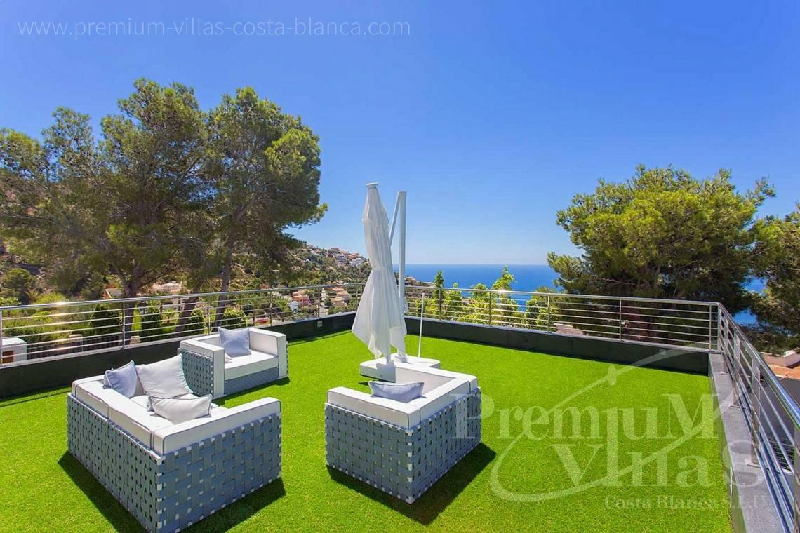 Buy luxury villa with sea views in the Sierra de Altea Costablanca - C2081 - Spacious luxury villa in Altea Hills 4