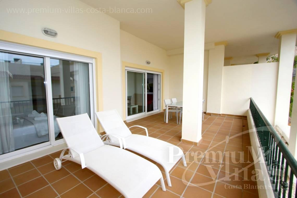 buy 2 bedrooms apartment  Altea Costa Blanca Spain - A0565 - Apartment in Mascarat at 150m from the beach 4