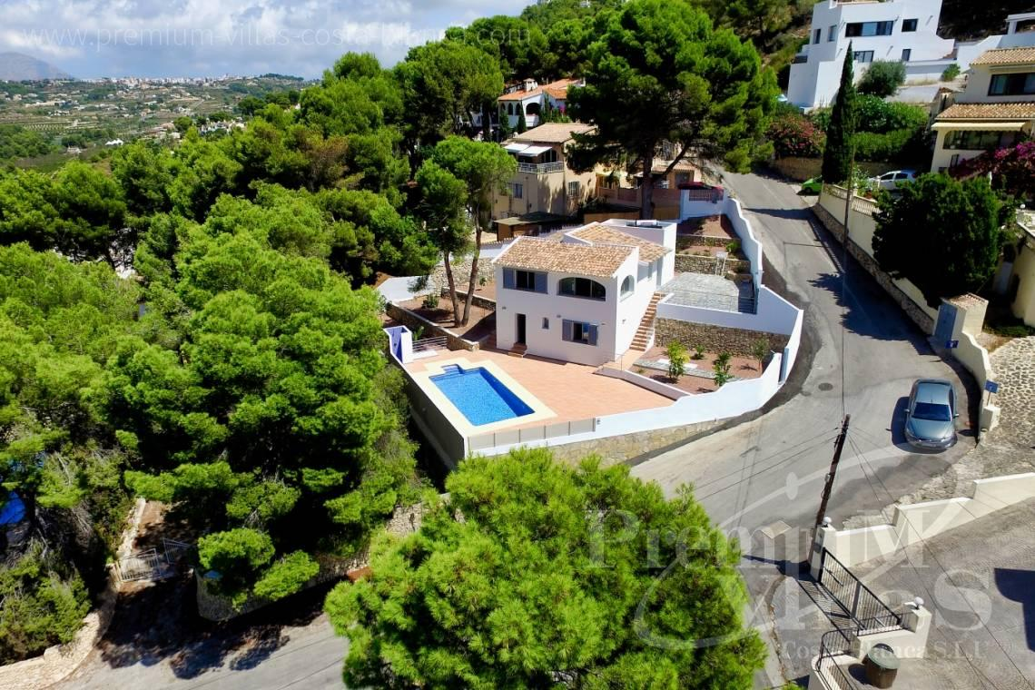 - C2451 - Modern house with sea views in Moraira 1