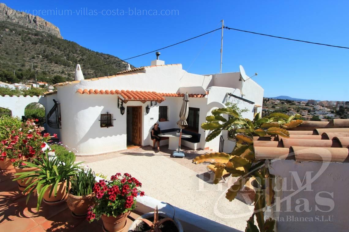 House in Calpe near the sea - C1953 - For sale: House with stunning sea views in Calpe 2