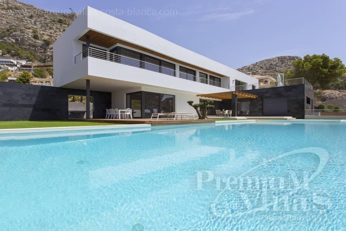 Villa near Don Cayo Golf Club in Altea Costablanca - C2081 - Spacious luxury villa in Altea Hills 27