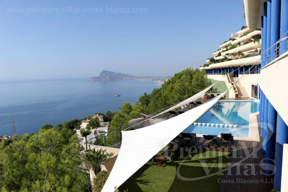 Apartment in Altea Hills with large terrace - A0601 - Apartment in Altea Hills in las Terrazas with large terrace 3