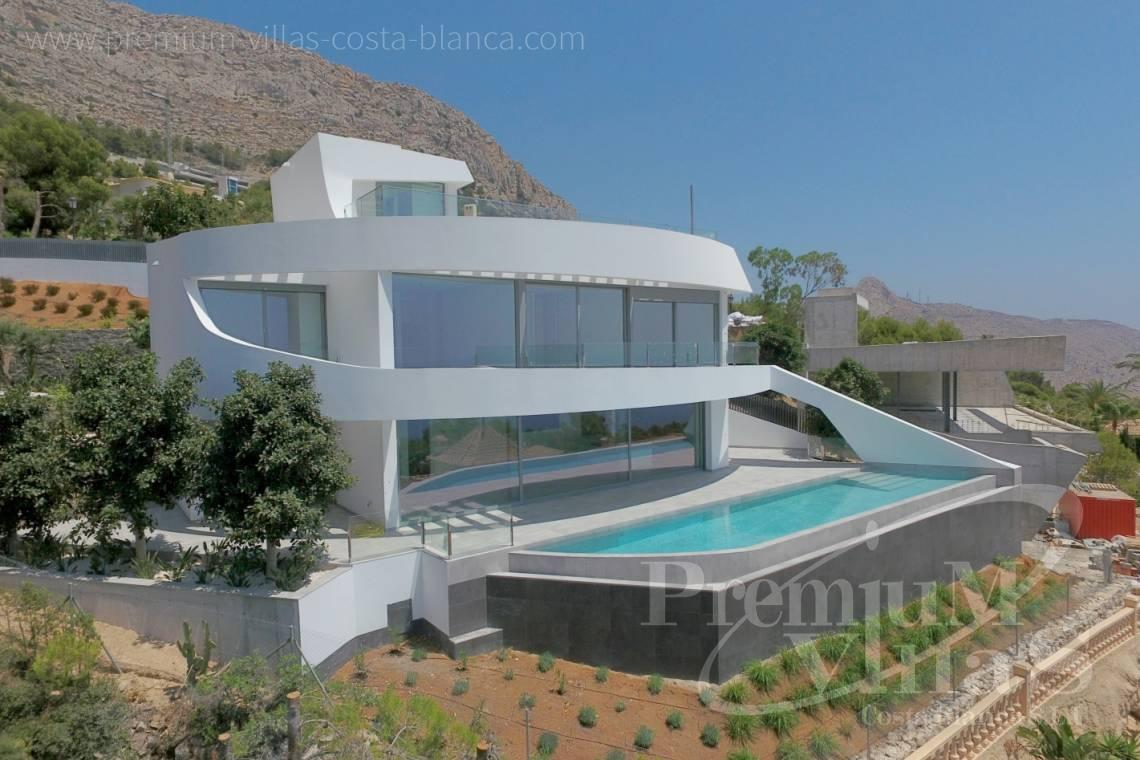 Buy house villa property Altea Hills Costa Blanca - C1915 - Brand new luxury villa in Altea Hills with fantastic sea views! 26