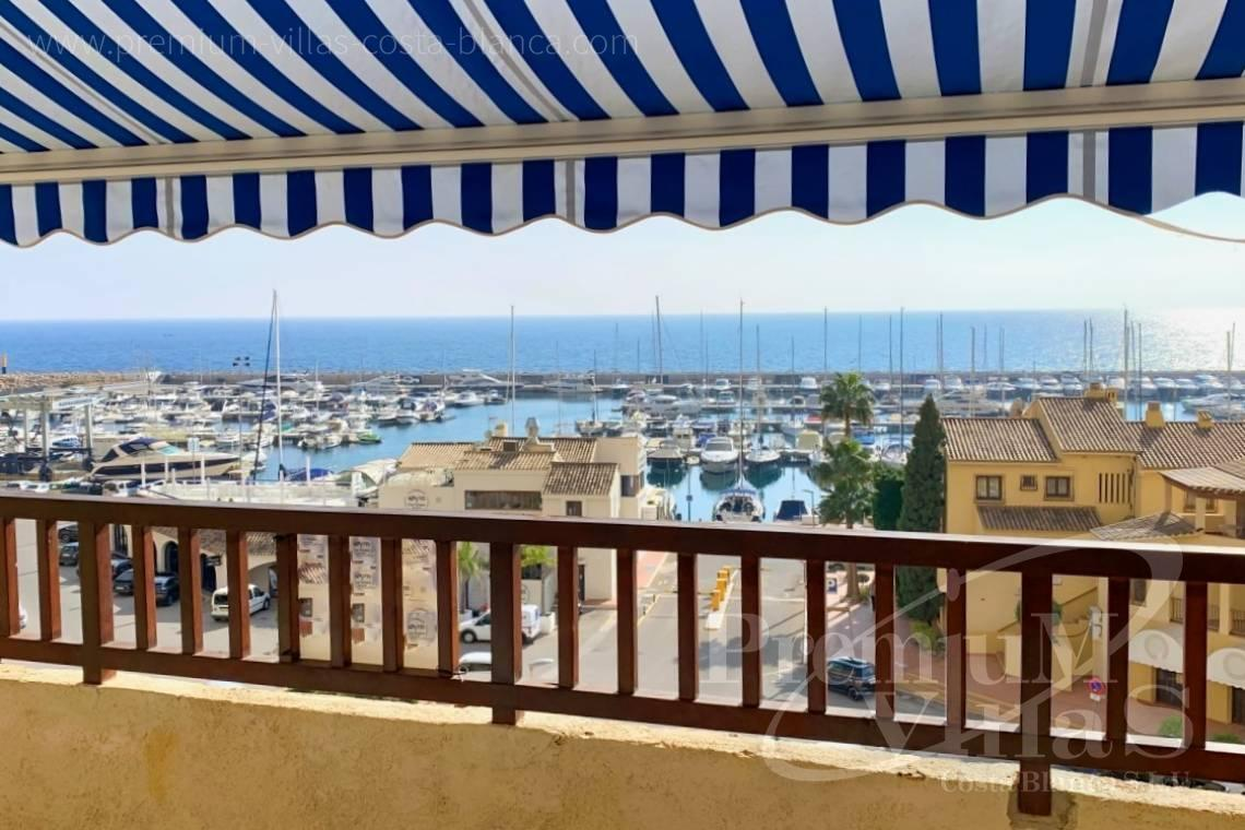 - AC0692 - Appartment with sea view in Marina Greenwich Altea 1