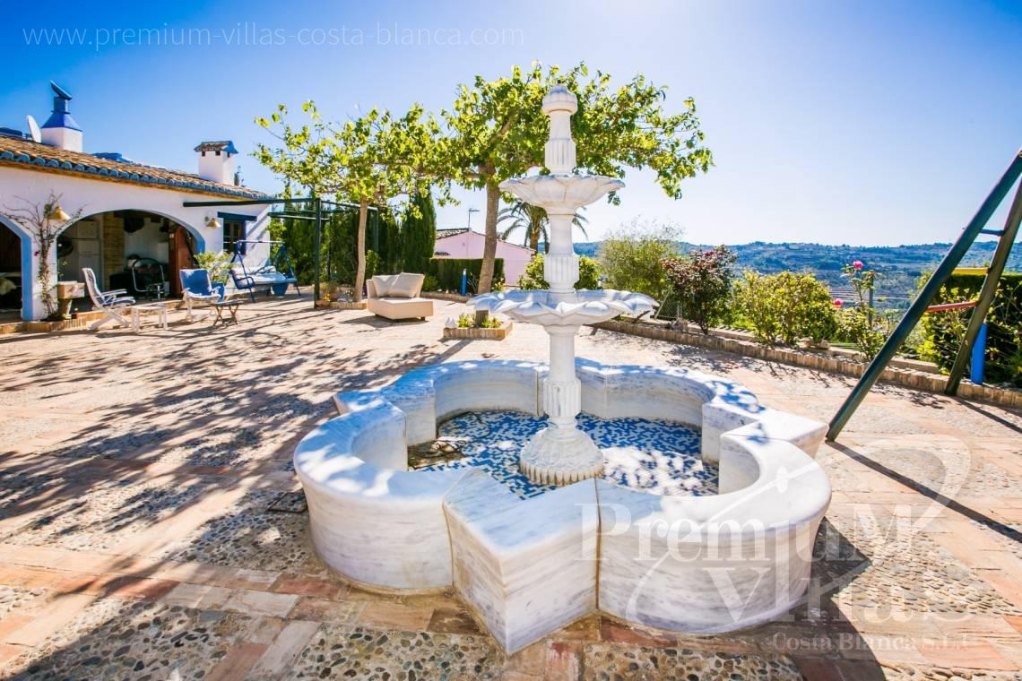 - C2170 - Beautiful finca in Benissa with breathtaking sea views 21