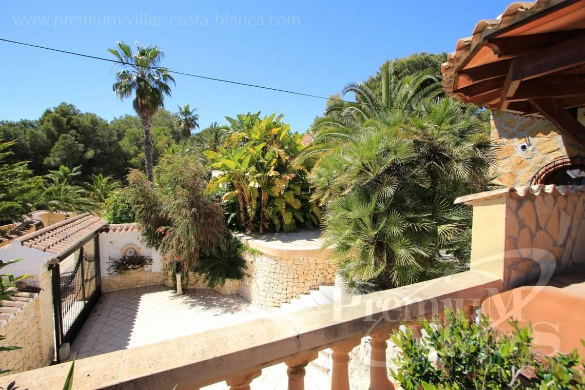 - C2151 - A real paradise on a double plot only 900m from the sea in Benissa 18
