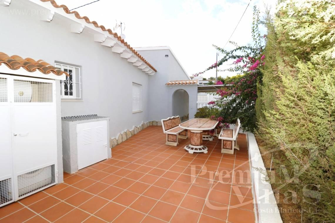 - C2231 -  House in Calpe with guest apartment 24