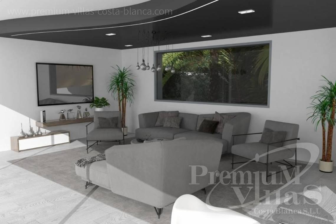 - C1802 - New construction! Modern house in Benissa for sale 5