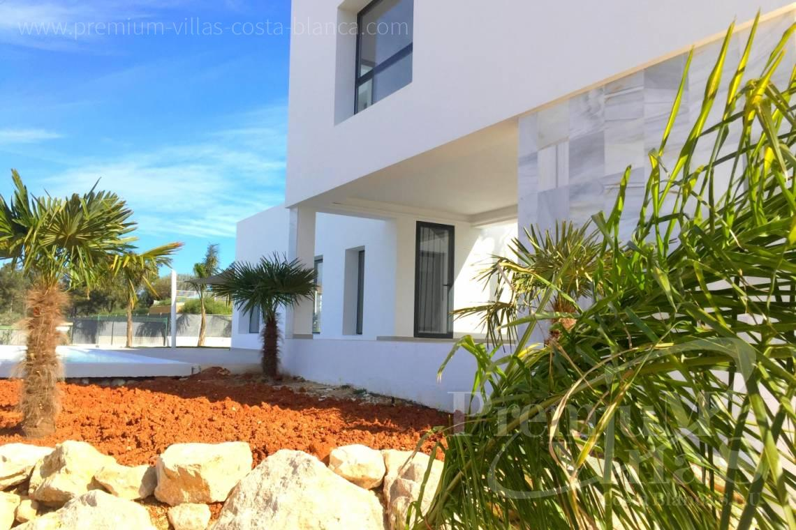 - C2164 - Newly built villa near the Javea Golf Course with spectacular mountain views. 11