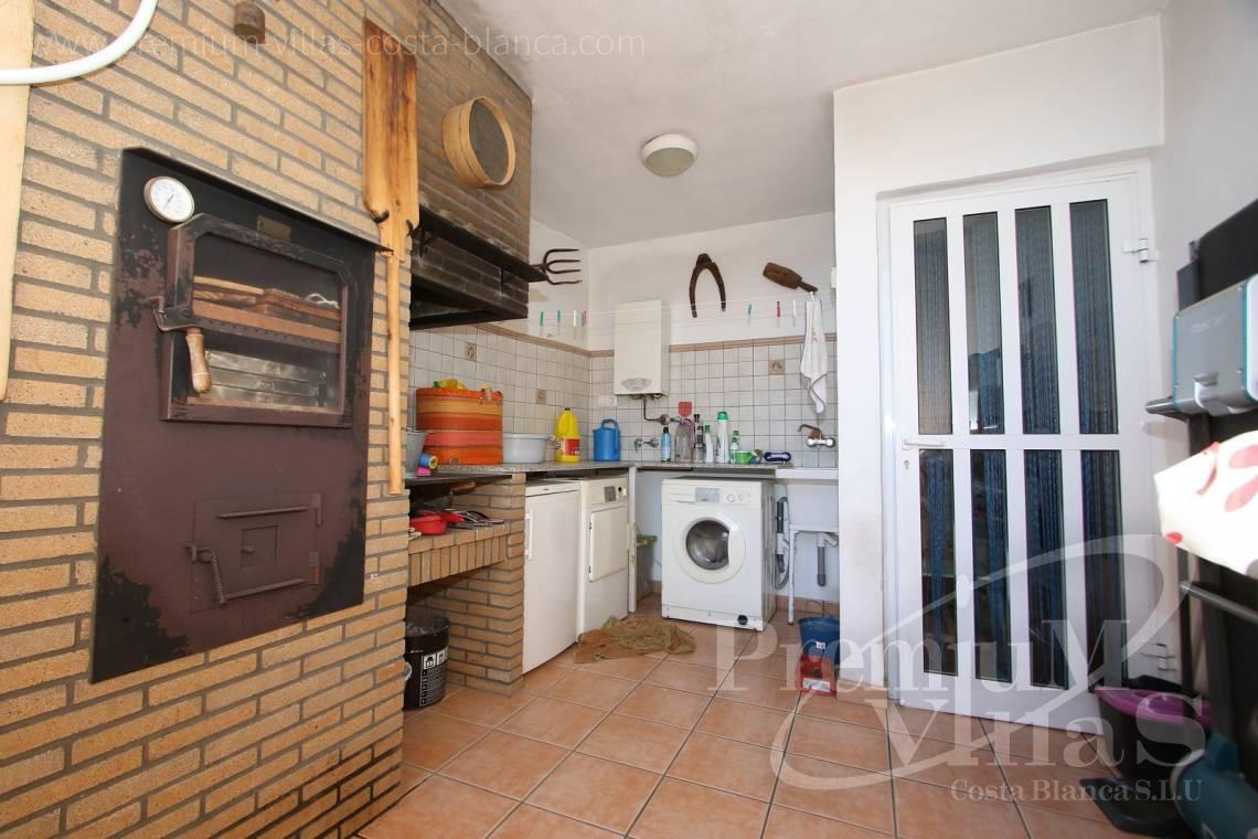 - C2062 - Lovely house with wonderful views and pool in Callosa 14