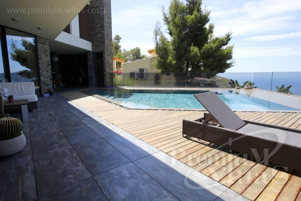 - C2173 - Ultra-modern villa in Altea Hills with elevator, spa and stunning sea views. 26