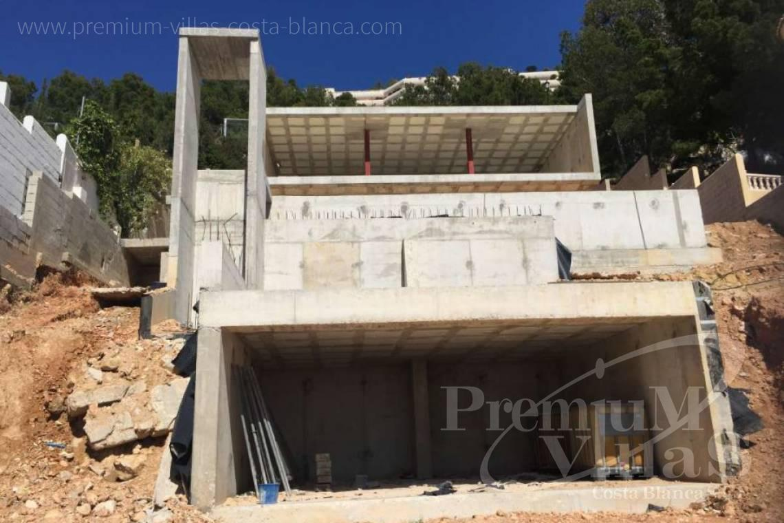 - C1912 - Under constructruction: Modern villa in Altea Hills with great views to the sea! 3