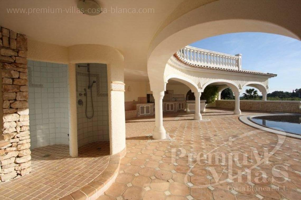 - C1495 - Luxury villa close the sea with a guest accomodation in Benissa 6