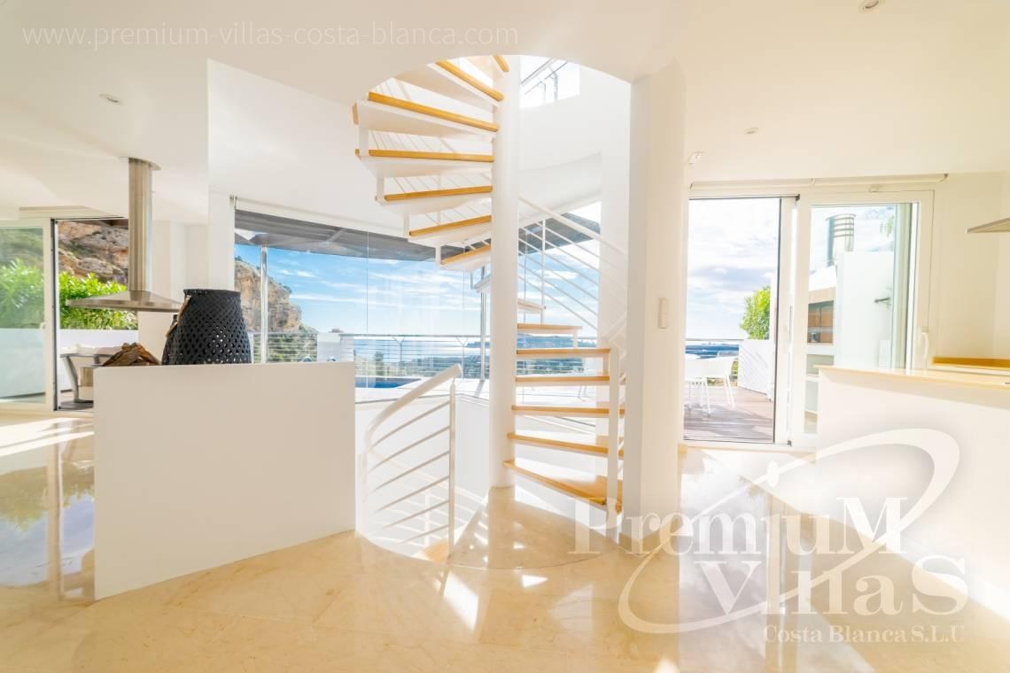- C2290 - Modern villas with private lift in the Sierra de Altea 26