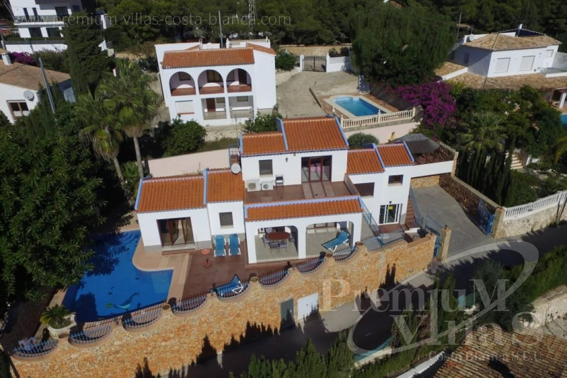 - C2175 - Charming villa in Calpe 500m from the beach, with wonderful sea views 17