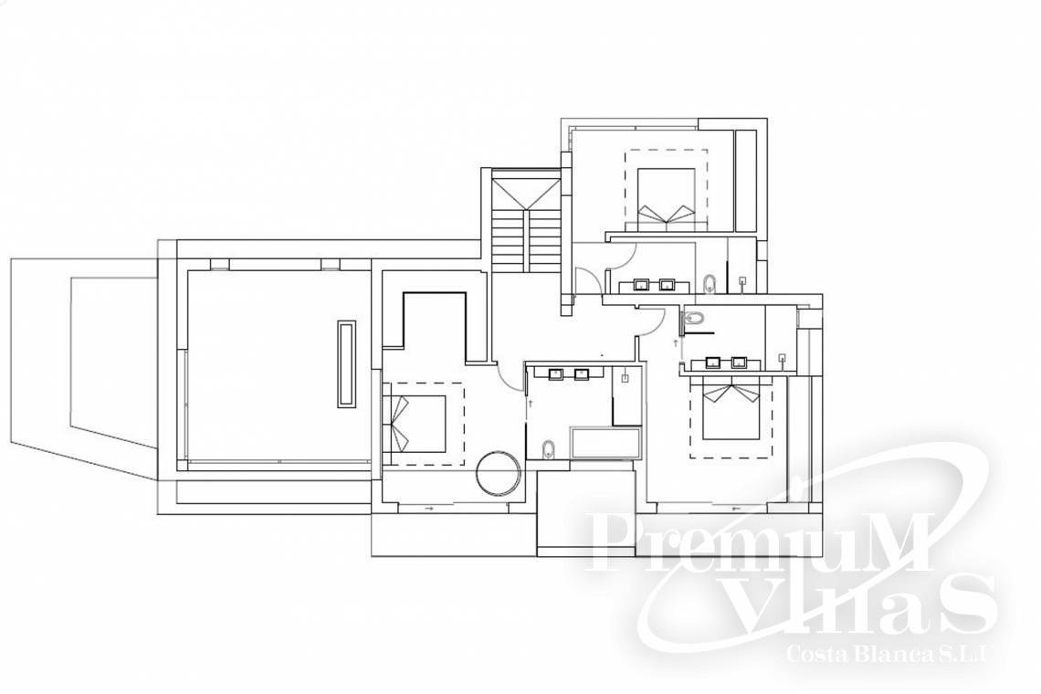 - C2238 - We build this villa soon at one of the best Altea plots 9