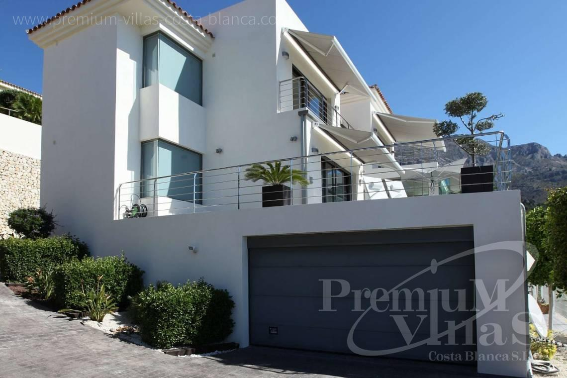 buy house villa Altea Costa Blanca - C2057 - Modern luxury villa in Altea La Vella 26
