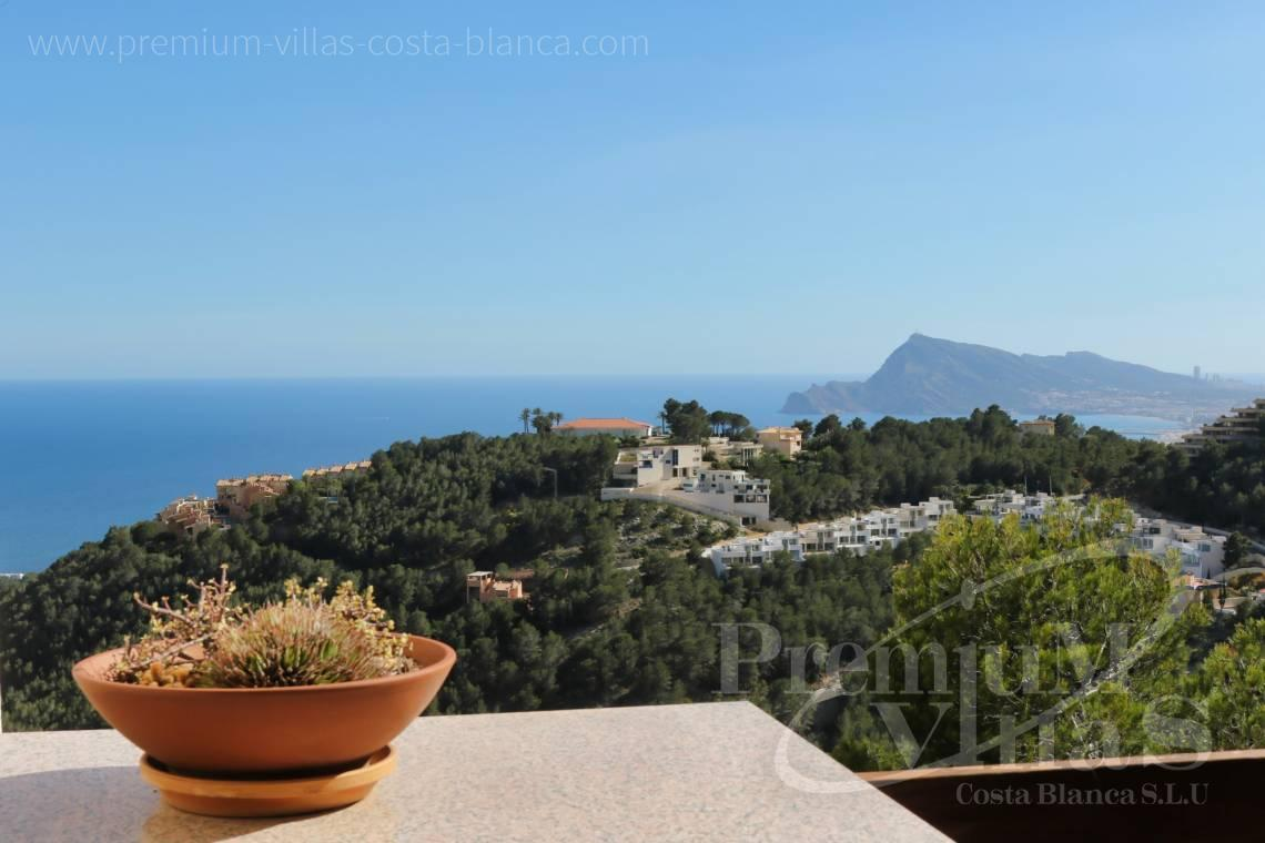 property for sale Altea Hills - C1781 - Cozy corner townhouse with nice terraces, fantastic sea views in Altea Hills! 2