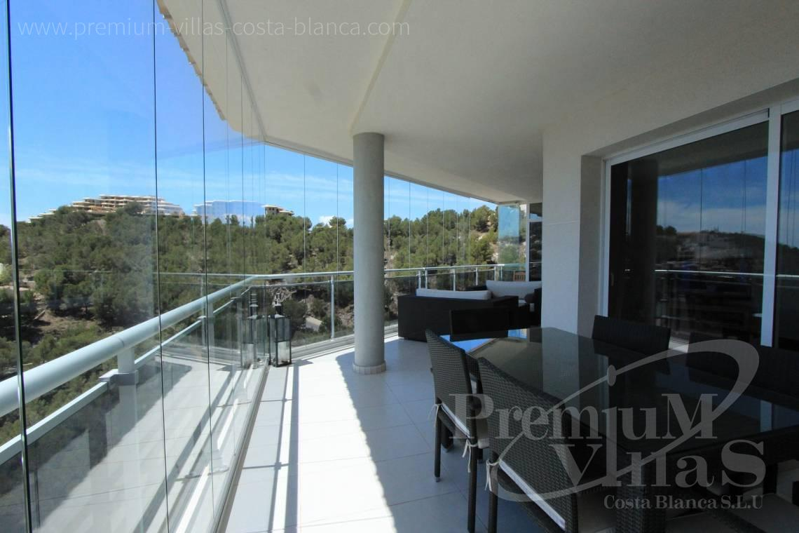 - A0523 - Luxury penthouse in Altea Hills with stunning sea views 18
