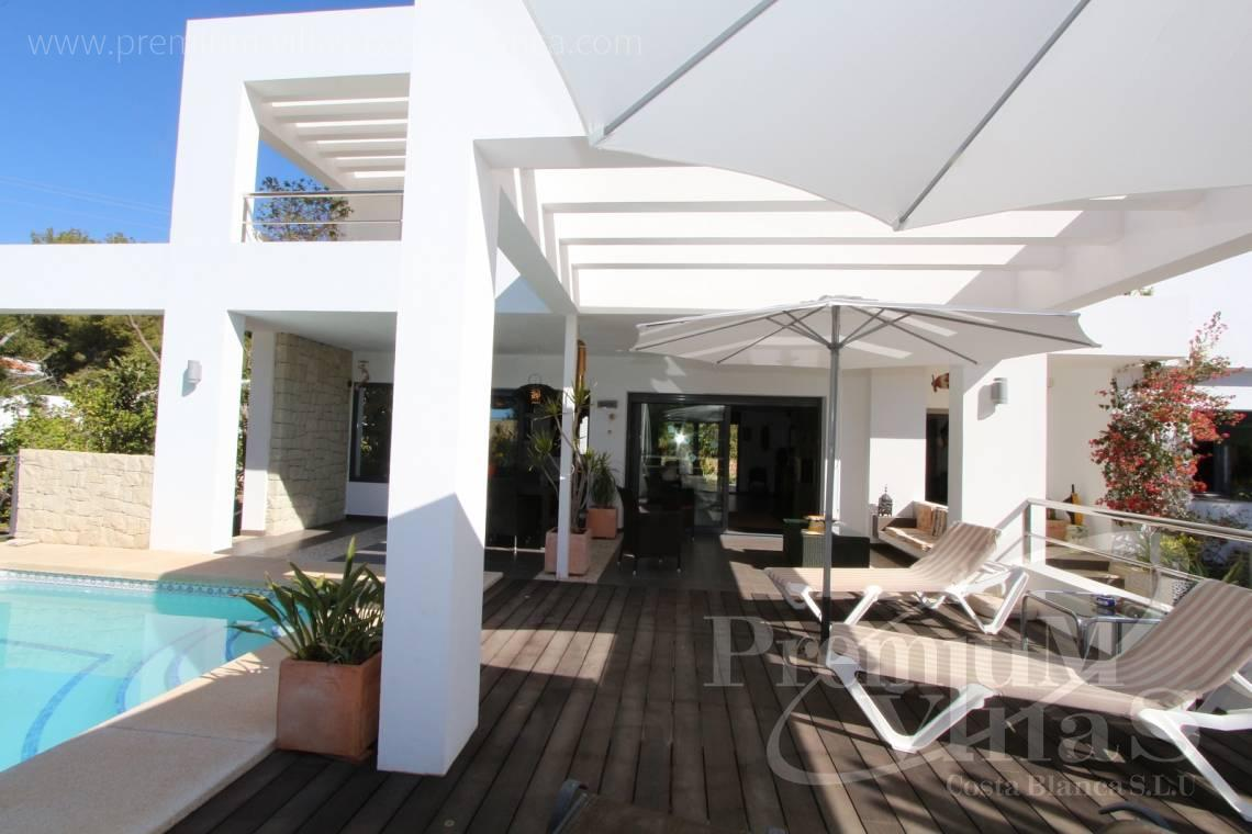- C1765 - Modern villa at the golf course in Altea with panoramic views 12