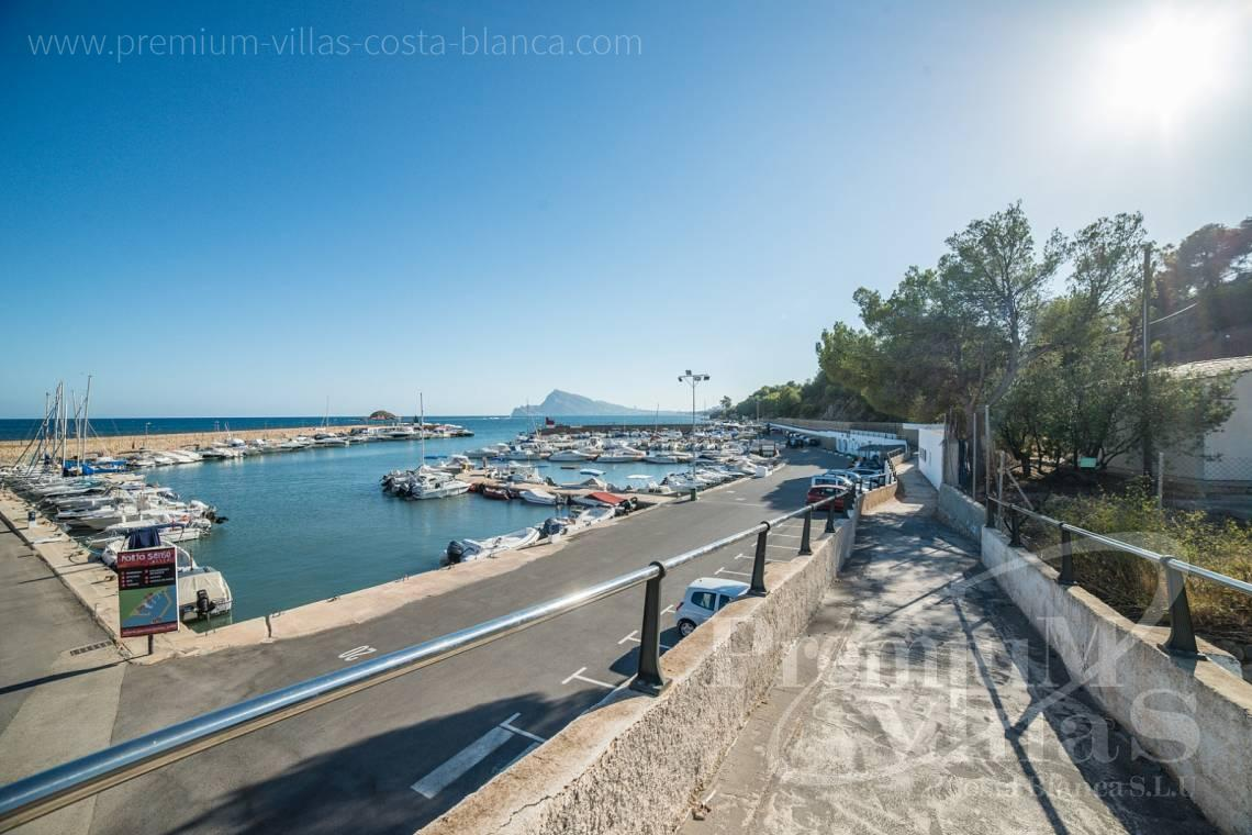Apartment penthouse near beach Altea  Costa Blanca - A0399 - Altea, apartment at only 200 m from the beach with sea views 5