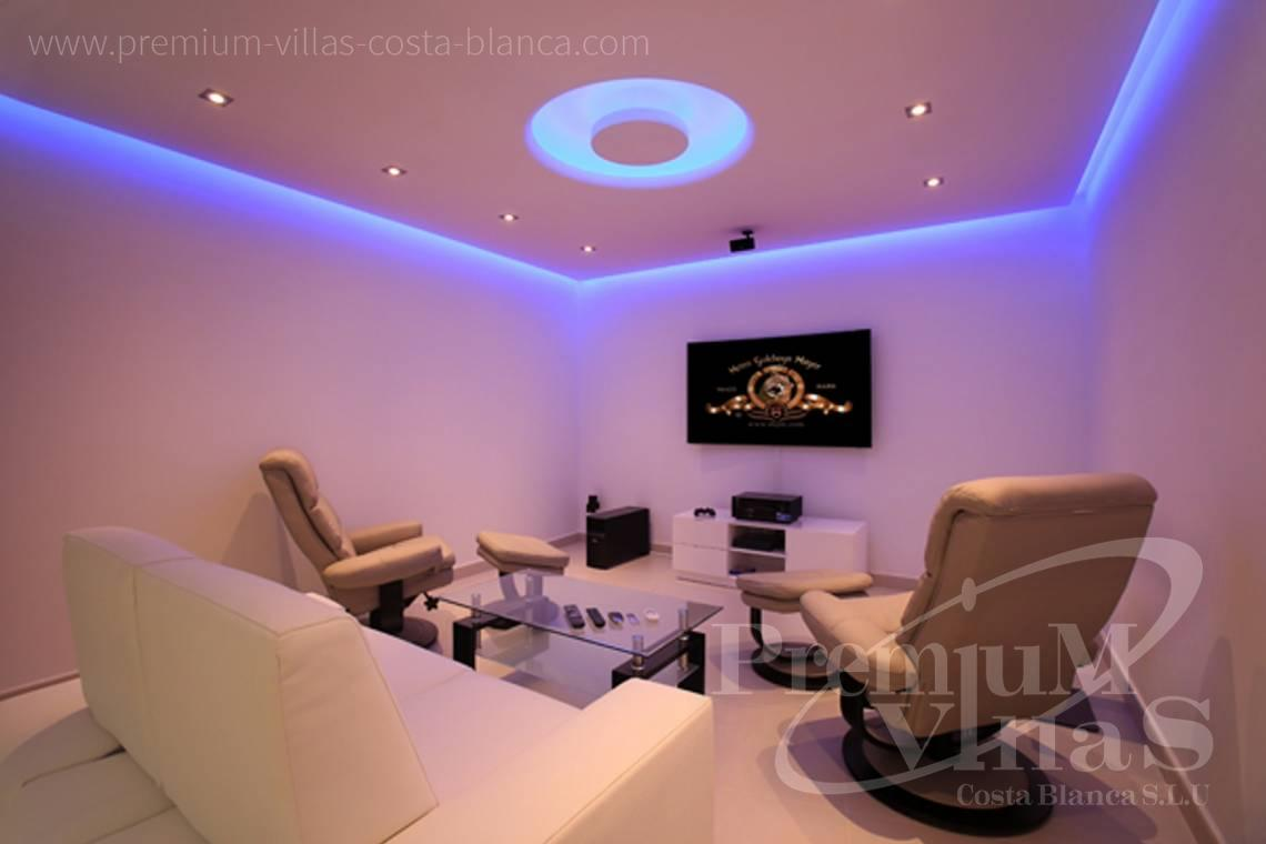 modern villas for sale Costa Blanca Spain - C1531 - Sea front villa in Altea! A unique luxury villa at the Costa Blanca 8
