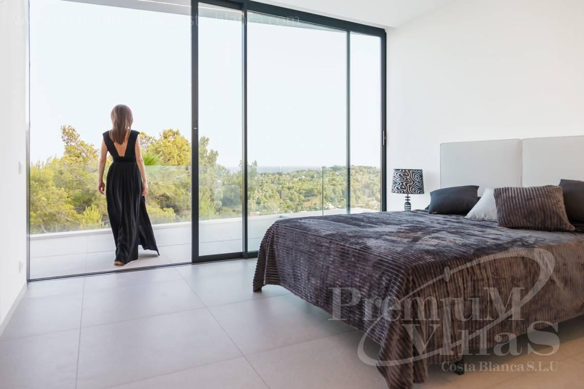 - C2127 - Luxury villa in Moraira 2.5 km from the beach with sea views 12