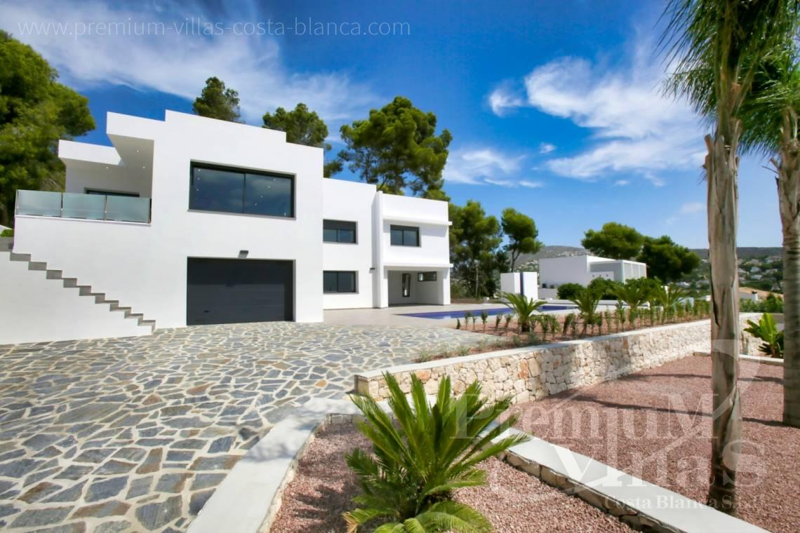 - C2452 - Modern villa with guest appartment in Moraira 3