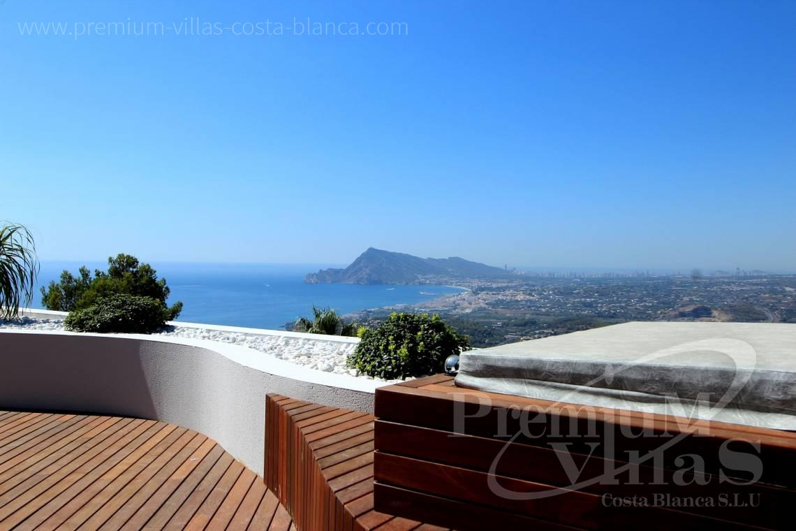 buy apartment  Altea Costa Blanca Spain - A0408 - OPPORTUNITY, last corner apartment for sale!!!  13