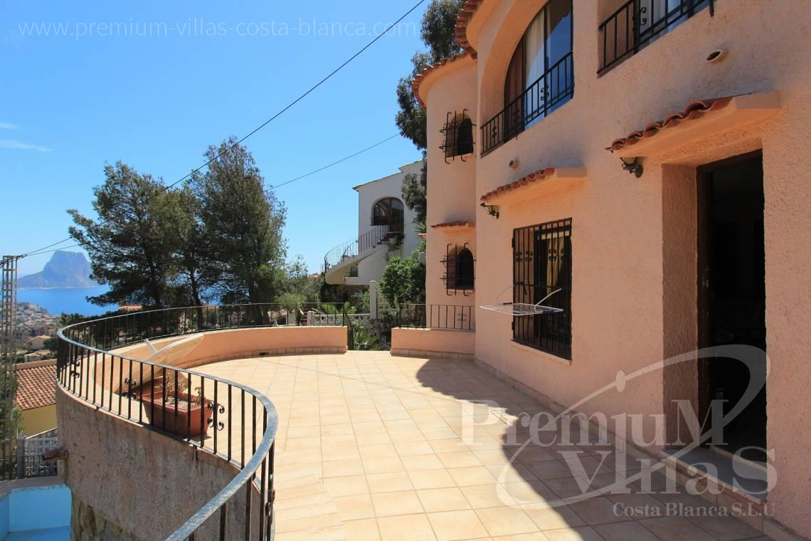 House in Calpe near the sea  - C1604 - Detached 5 bedrooms Villa near the sea in Calpe 3