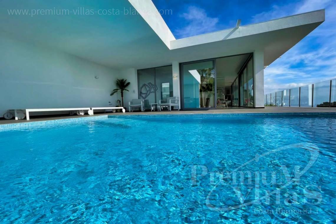 - C2325 - Modern villa with sea views in Altea La Vella 36