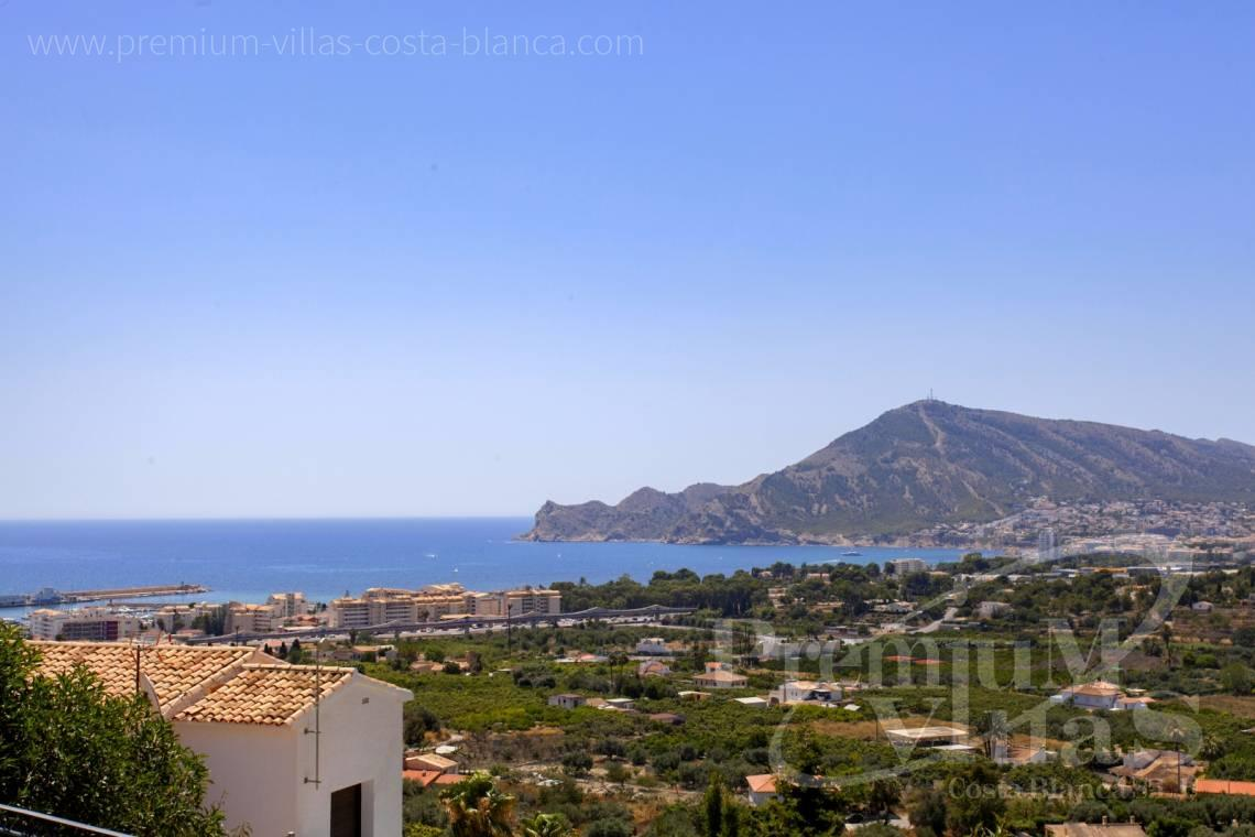 - C2108 - Amazing villa near Altea Old town with sea views  18