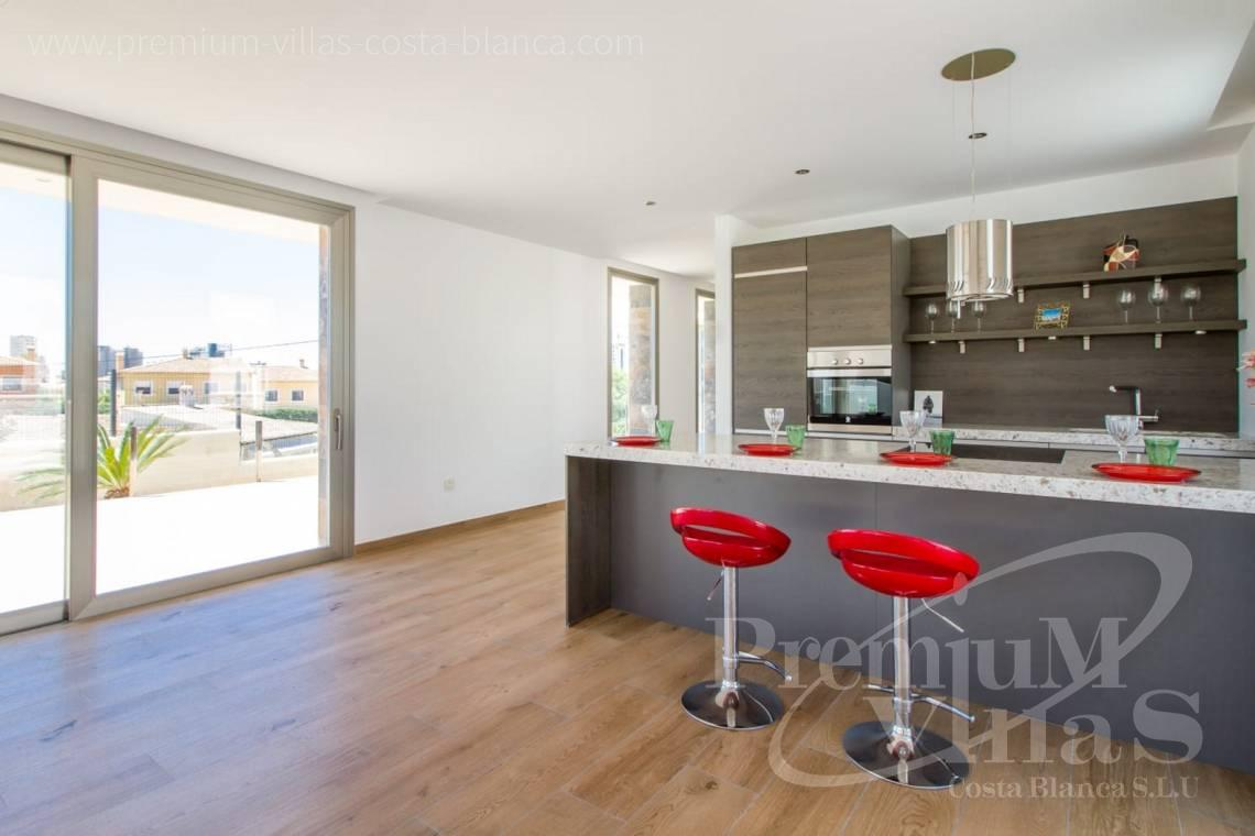 - C2186 - New modern villa in Calpe, near the