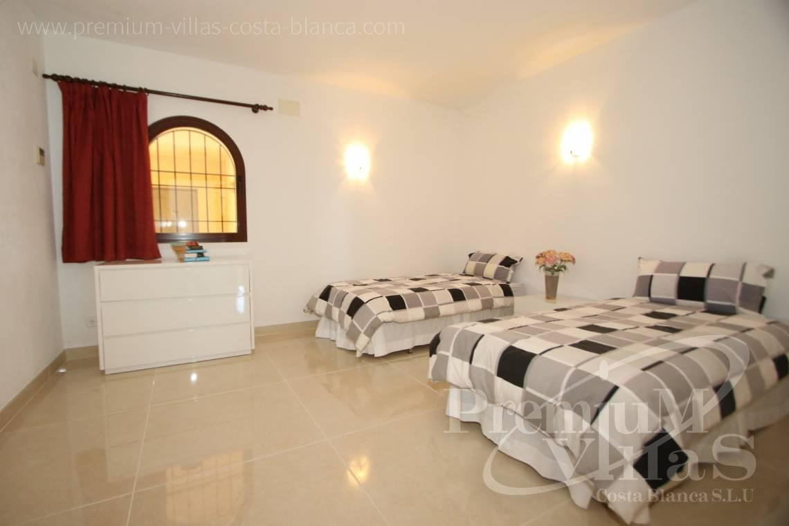 - C1962 - Mediterranean villa on a top location in Altea Hills with Tennis court 29