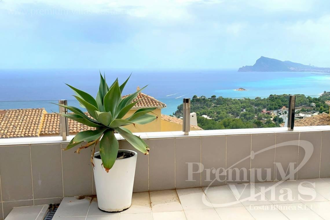 - C2438 - Semi-detached house with private pool in Altea Hills 5