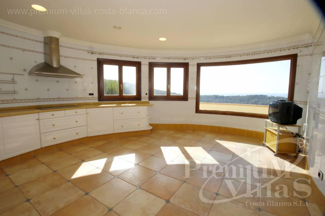 - C2174 - Luxury mansion on 3 levels with elevator and sea views in Calpe 14
