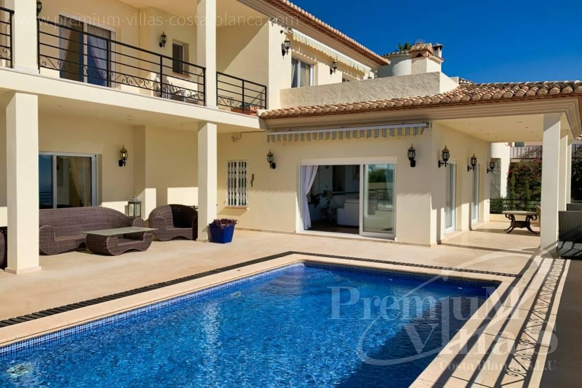 buy house villa Altea Costa Blanca - C2410 - Luxury house with stunning sea views in the Sierra de Altea 6