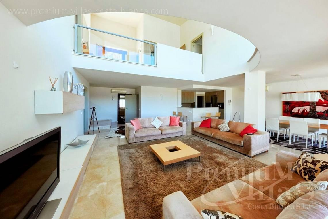 Buy house villa property Altea Hills Costa Blanca - C2204 - Fascinating 5 bedroom luxury villa in Altea Hills. 6