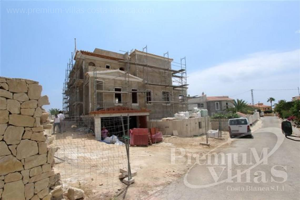 - C2119 - Spectacular villa of 6 bedrooms at 200 meters from the sea in Calpe 19