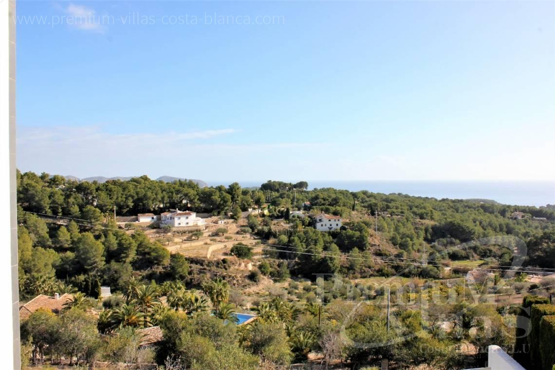 Villas for sale with sea views in Benissa - C2142 - Modern villa with fabulous views and heated pool 27