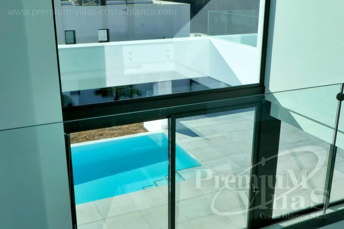 - C2176 - Modern villa in Moraira close to the beach and the golf course  12