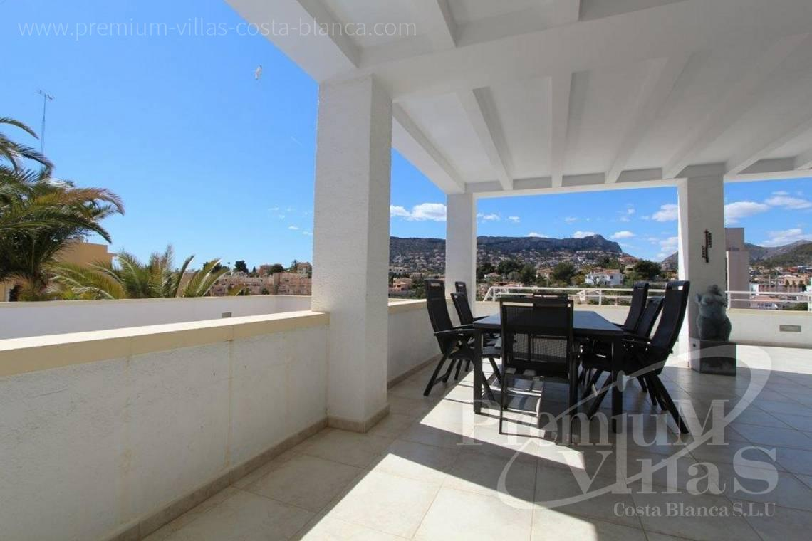 - C1893 - Modern villa in Calpe,  well located near the old town and the sea. 8