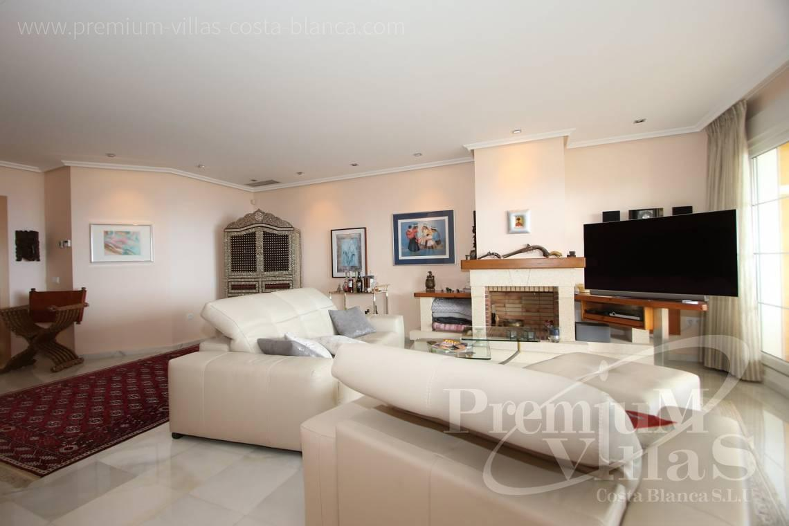 - A0546 - Luxury apartment in Residential Ducado Real with stunning sea views in Altea Hills 12